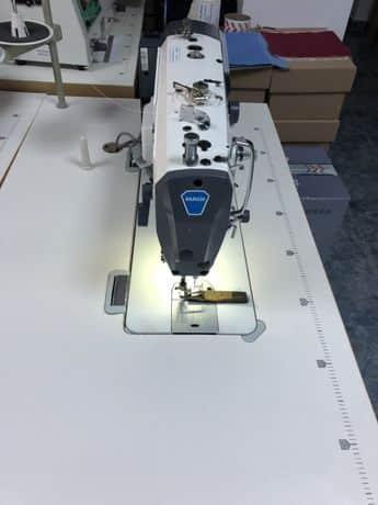 maqi q6 3 Masina de cusut liniar automata MAQI Q6 cu circuit inchis de ulei